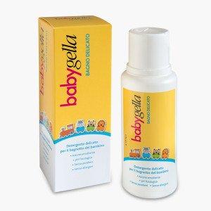 babygella prodotto per bambino - pelle secca