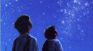 bambini-guardano-stelle
